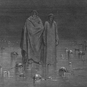 Dante's Divine Comedy III by Yago