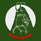 Krampus by awesomesunday