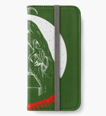 Krampus iPhone Wallet/Case/Skin