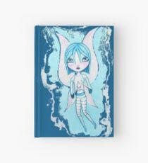 Water Fairy (Cyan Version) Hardcover Journal