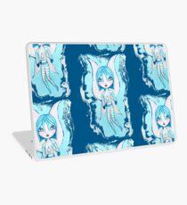 Water Fairy (Cyan Version) Laptop Skin