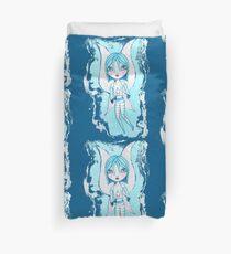 Water Fairy (Cyan Version) Duvet Cover