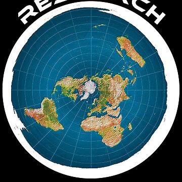 Flat Earth Clothing and More by pronyctech