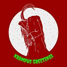 Krampus Red by awesomesunday