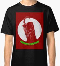 Krampus Red Classic T-Shirt