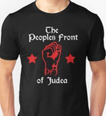 The Peoples Front of Judea T-Shirt