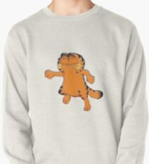 Garfield Hittin' that Ψ Ξ Ξ †  Pullover Sweatshirt
