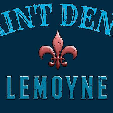 Saint Denis by MikePrittie