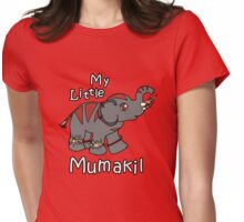 My little Mumakil Womens Fitted T-Shirt