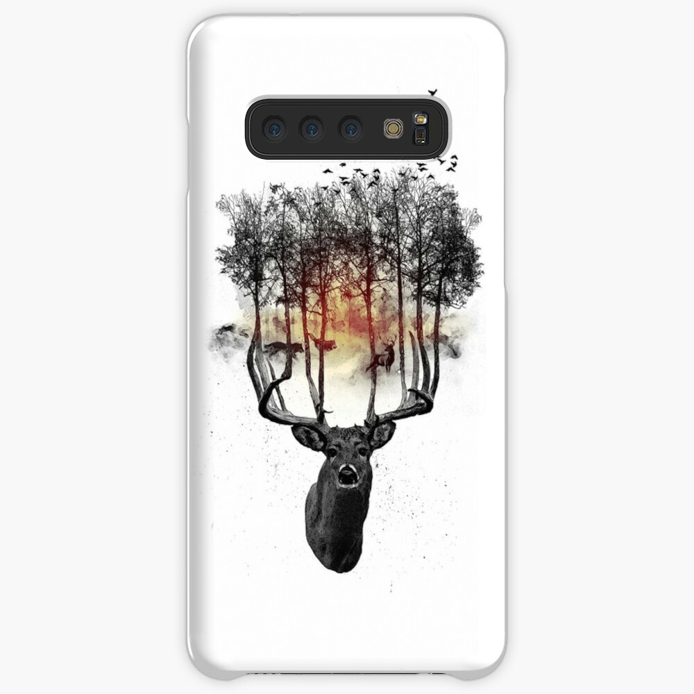 Ashes to ashes. Case & Skin for Samsung Galaxy