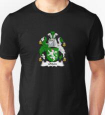 Orton Coat of Arms - Family Crest Shirt Unisex T-Shirt