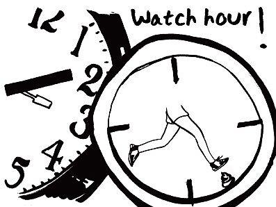 Watch hour by bgrassb
