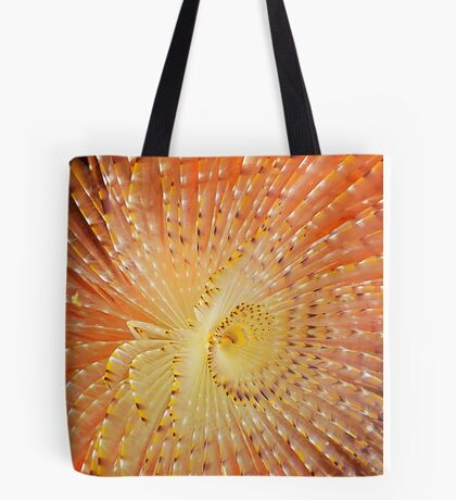 Aquatic Fireworks Tote Bag