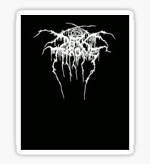 Darkthrone logo Sticker