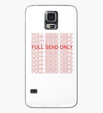 full send only Case/Skin for Samsung Galaxy