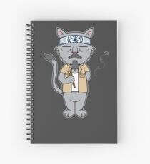 Mr.Meowgi Spiral Notebook