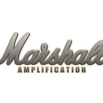 "Marshall Amp ""Limited Edition"" by mugenjyaj"