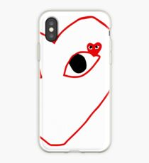 Love Red Play iPhone Case