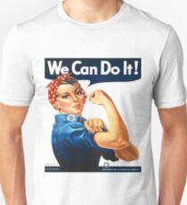 Rosie the Riveter Tshirt Unisex T-Shirt