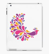 Colorful Bird iPad Case/Skin