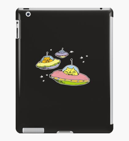 space cats iPad Case/Skin