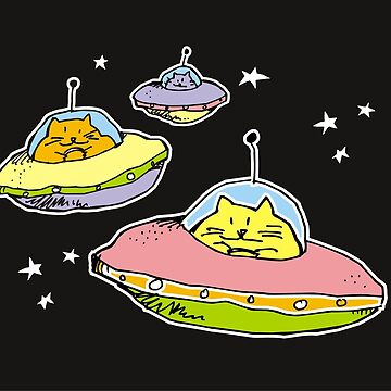 space cats by mmawson