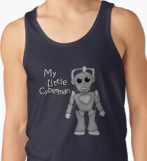 My Little Cyberman Tank Top
