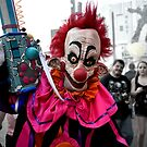 Rudy the Klown by APOFphotography