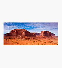 Monument Valley Rocks Photographic Print