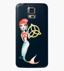 Meara the Irish Mermaid Case/Skin for Samsung Galaxy