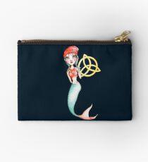 Meara the Irish Mermaid Studio Pouch
