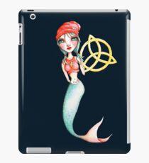 Meara the Irish Mermaid iPad Case/Skin