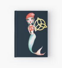 Meara the Irish Mermaid Hardcover Journal