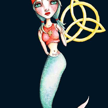 Meara the Irish Mermaid by LittleMissTyne