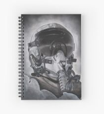 The Aviator Spiral Notebook