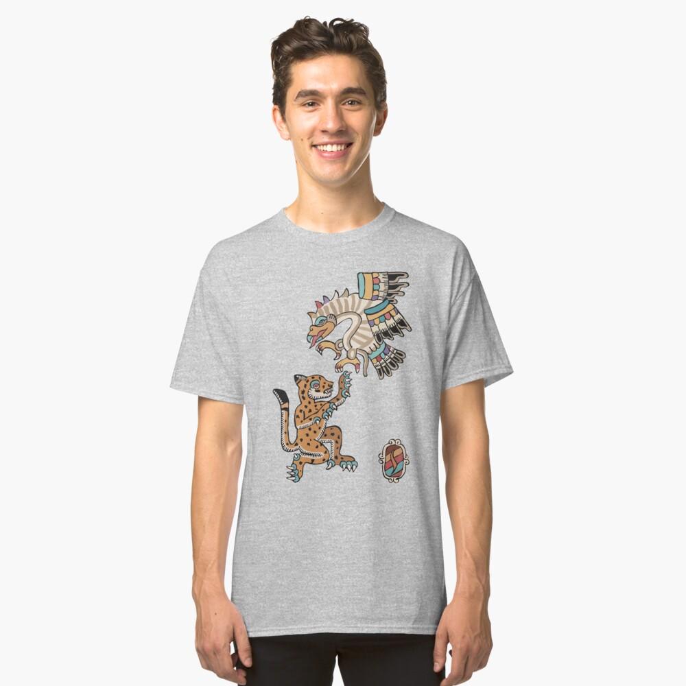Ocelot and Eagle Classic T-Shirt
