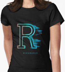 river dale Women's Fitted T-Shirt