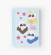 Die Star Sanses Notizbuch