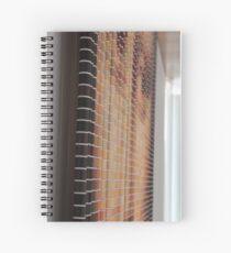 Mona of Thread Spiral Notebook