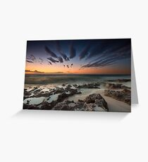 North Beach - Western Australia Greeting Card