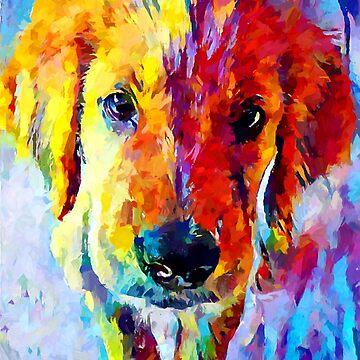 Golden Retriever Puppy by ChrisButler