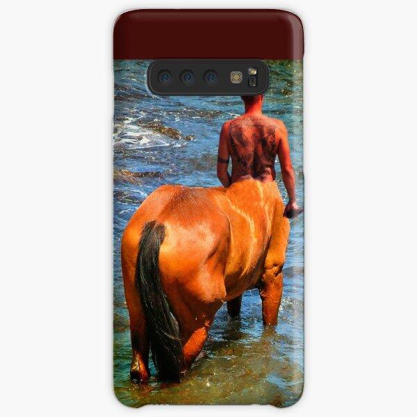 the last centaur Samsung Galaxy Snap Case