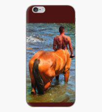 the last centaur iPhone Case