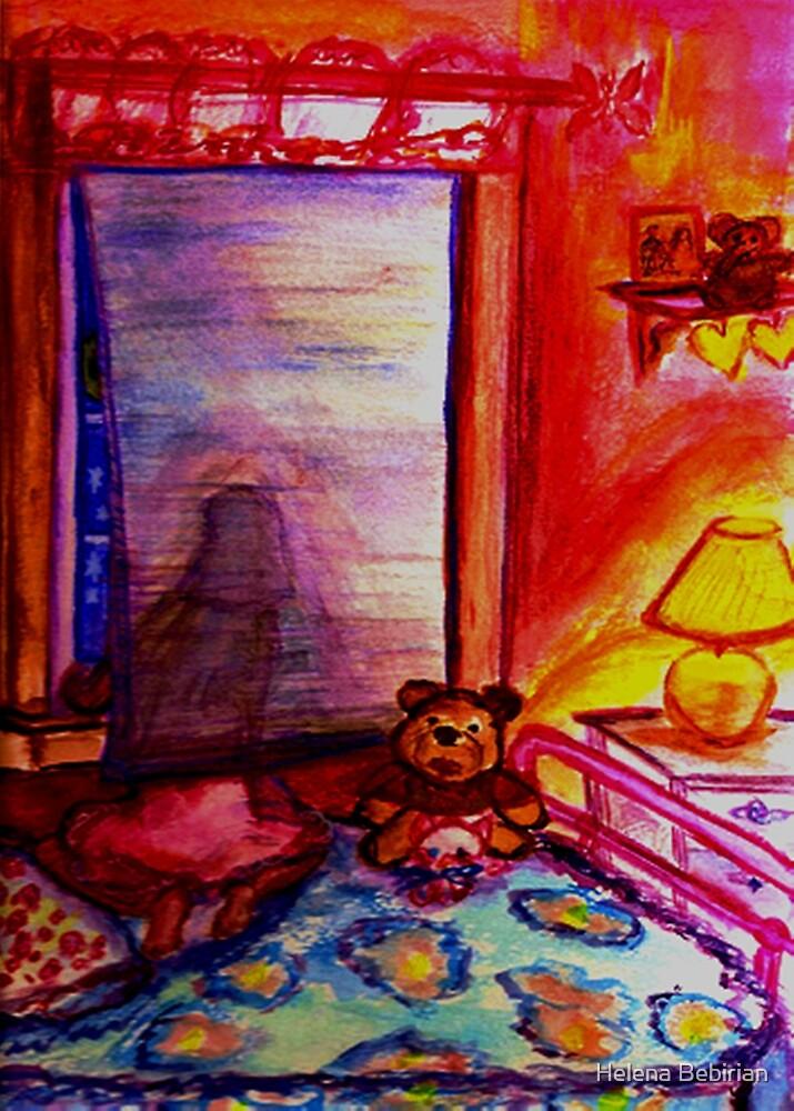 Good Night Angels by Helena Bebirian