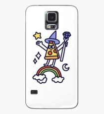 Wizard Pizza Case/Skin for Samsung Galaxy