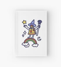 Wizard Pizza Hardcover Journal