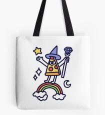 Wizard Pizza Tote Bag