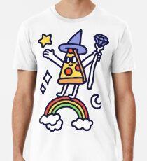 Wizard Pizza Premium T-Shirt