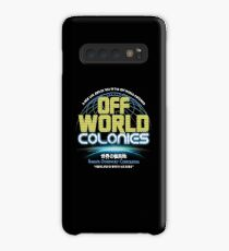 Blade Runner - Shimata Dominguez Off World Colonies Case/Skin for Samsung Galaxy