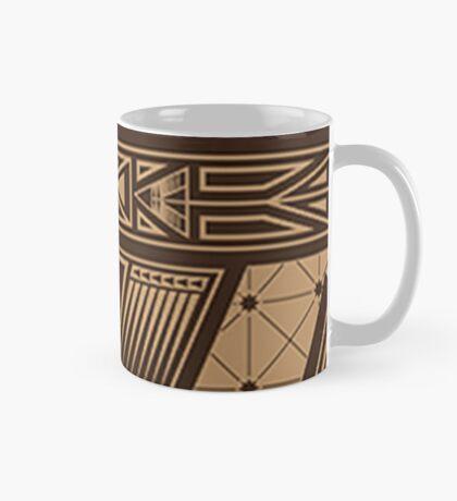 Vintage Native American Gathering Mug